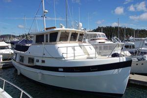 Used Krogen 48 Whaleback Trawler Boat For Sale