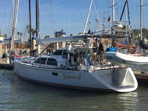 Used Morris Ocean Series 48 Cruiser Sailboat For Sale