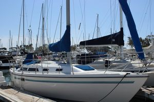 Used Catalina 30 Mkiii Daysailer Sailboat For Sale