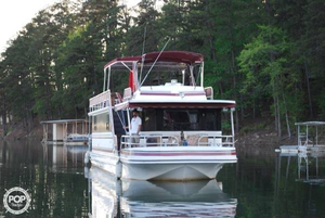 Used Riverchase Cruisers Inc 52 x 14 House Boat For Sale