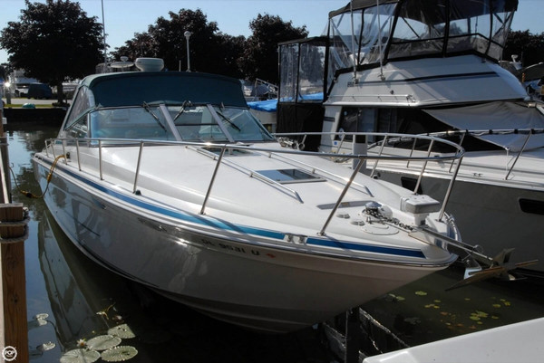 Used Sea Ray 380 SunSport Express Cruiser Boat For Sale