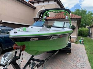 Used Nautique Super Air 230 Ski and Wakeboard Boat For Sale