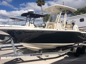 Used Key West 219 FS219 FS Center Console Fishing Boat For Sale