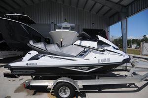 Used Yamaha Waverunner FX® Cruiser SVHO High Performance Boat For Sale