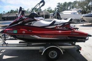Used Yamaha Waverunner VX® Limited® High Performance Boat For Sale