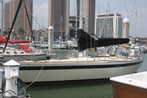 Used Pearson 40 Sloop Sailboat For Sale