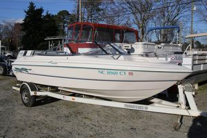 Used Monterey 180M Bowrider Boat For Sale