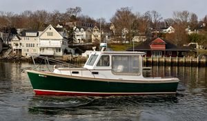 Used Dyer 29 Hard Top Trawler Boat For Sale