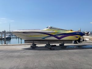 Used Velocity 322 High Performance Boat For Sale