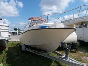 Used Mako 240 WALKAROUND Fishing Boat For Sale