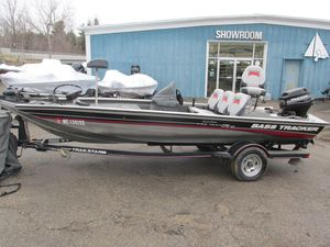 Used Tracker Pro Team 175 XTPro Team 175 XT Bass Boat For Sale