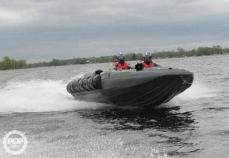 Used Hmde 23 Runabout Boat For Sale
