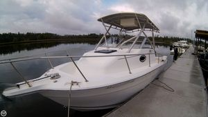 Used Sportcraft 231WAC Walkaround Fishing Boat For Sale