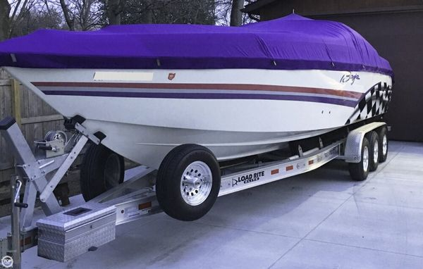 Used Baja 322 Boss High Performance Boat For Sale