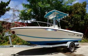 Used Sea Pro 190 CC Center Console Fishing Boat For Sale