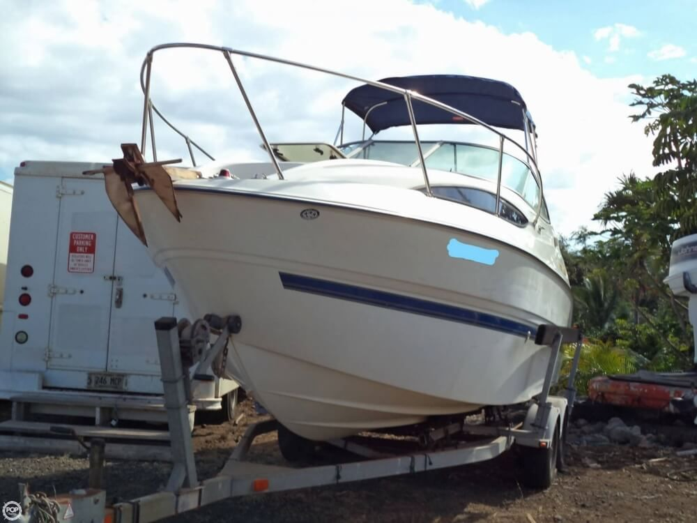 2006 Used Bayliner 245 Cruiser Walkaround Fishing Boat For Sale