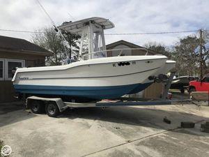 Used Seagull Nautico 20 CC Power Catamaran Boat For Sale