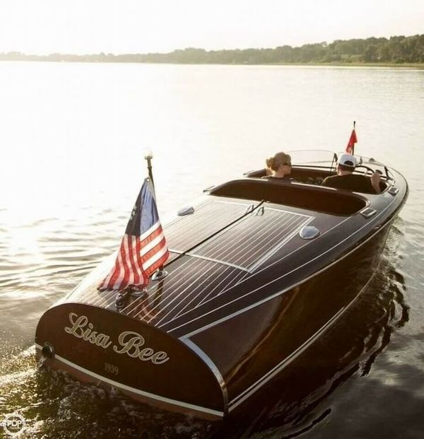 Used Chris-Craft 19 Barrelback Antique and Classic Boat For Sale