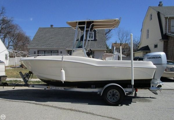 Used Barracuda 188 CCR Center Console Fishing Boat For Sale