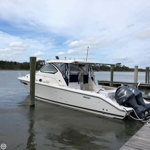 Used Pursuit 355 OS Walkaround Fishing Boat For Sale