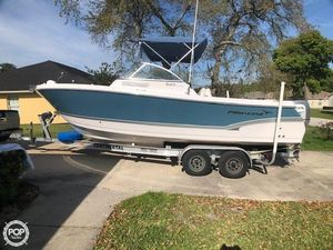 Used Pro-Line DC23 Bowrider Boat For Sale