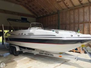 Used Hurricane 231 Sun Deck Sport Deck Boat For Sale