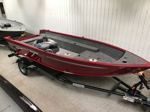 New Alumacraft Escape 165 Tillrt Sports Fishing Boat For Sale