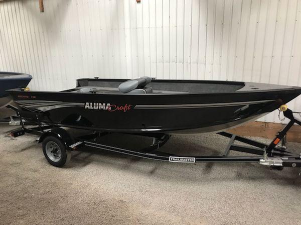 New Alumacraft Escape 145 TILLER Sports Fishing Boat For Sale