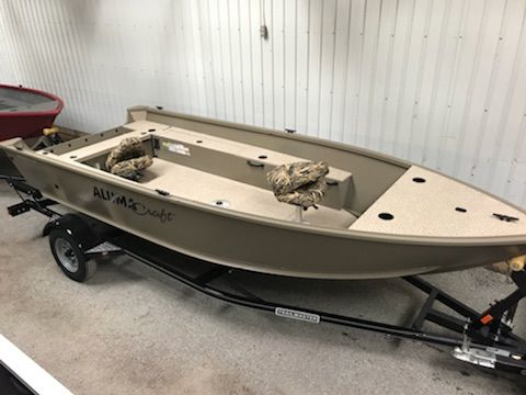 New Alumacraft SUMMIT 165 Sports Fishing Boat For Sale