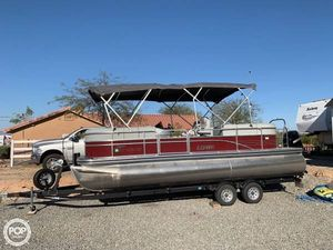 Used Lowe SS 230 Pontoon Boat For Sale