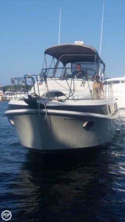 Used Carver 36 Mariner Express Cruiser Boat For Sale