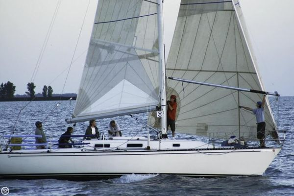 Used Thomas Marine 35 Sloop Sailboat For Sale