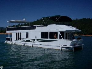 Used Twin Anchors 5615 House Boat For Sale
