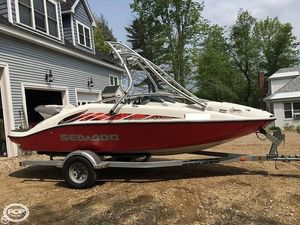 Used Sea-Doo 200 Speedster Ski and Wakeboard Boat For Sale