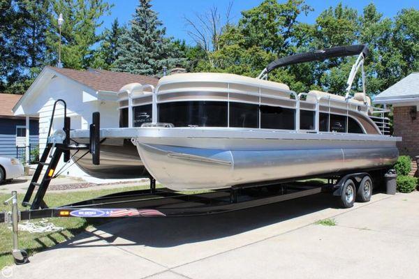 Used Bennington 2550 GBR Pontoon Boat For Sale