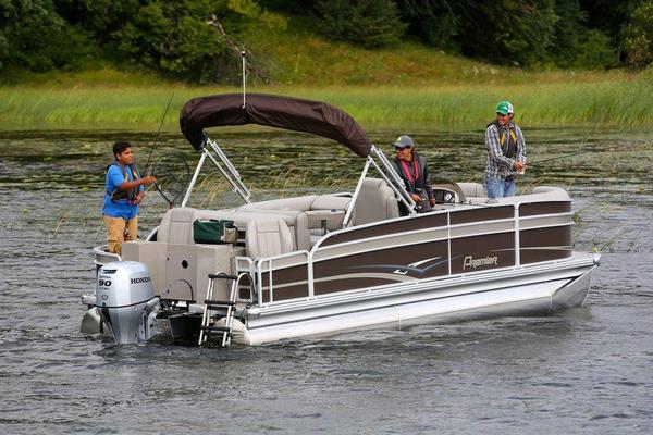 New Premier Gemini 220 Pontoon Boat For Sale