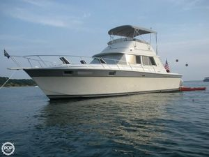 Used Silverton 37 Convertible Sports Fishing Boat For Sale