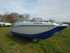 Used Starcraft Deck Boat For Sale