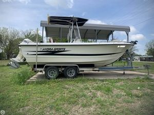 Used Hydra-Sports 22 Ocean Center Console Fishing Boat For Sale