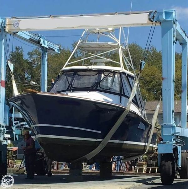 Used Egg Harbor 33 Sport Fish Sports Fishing Boat For Sale