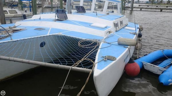 Used Cross 35 Custom Motorsailer Sailboat For Sale