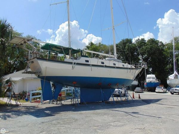 Used Reliant 49 Ketch Sailboat For Sale