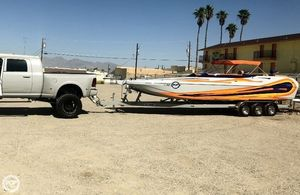 Used Force Offshore 29 CAT High Performance Boat For Sale