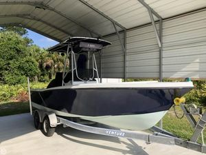 Used Mako 22CC Center Console Fishing Boat For Sale