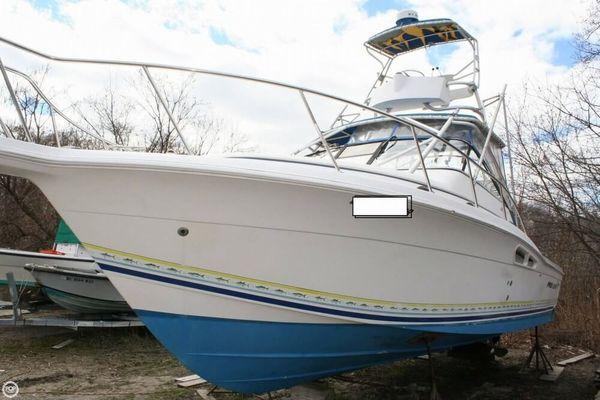 Used Pro-Line ESF 3310 Sportfish Walkaround Fishing Boat For Sale