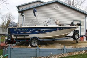 Used Sylvan 1700 Expedition DC Runabout Boat For Sale