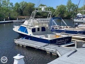 Used Blackfin 32 Sports Fishing Boat For Sale