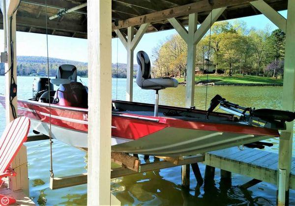 Used Alumacraft PRO 175 Aluminum Fishing Boat For Sale