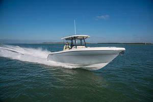 New Century 3200 CC Center Console Fishing Boat For Sale