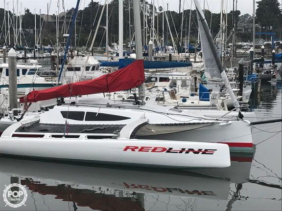 Used Farrier F-33X Aft Cockpit Racer and Cruiser Sailboat For Sale